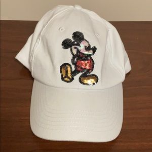 Mickey Mouse Sequenced hat